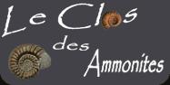 Clos des Ammonites - Accueil
